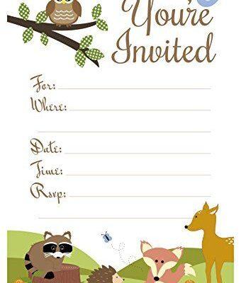 Ft Wilderness Invitation